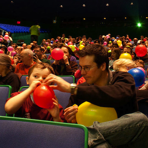 Holiday Lecture Balloons