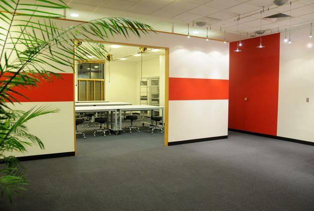 Photo of Design Lab in 2011