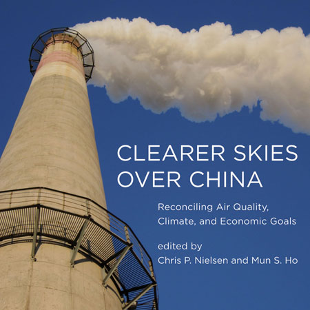 Clearer Skies book cover