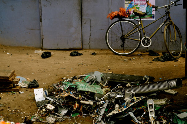 Electronic waste in Ghana
