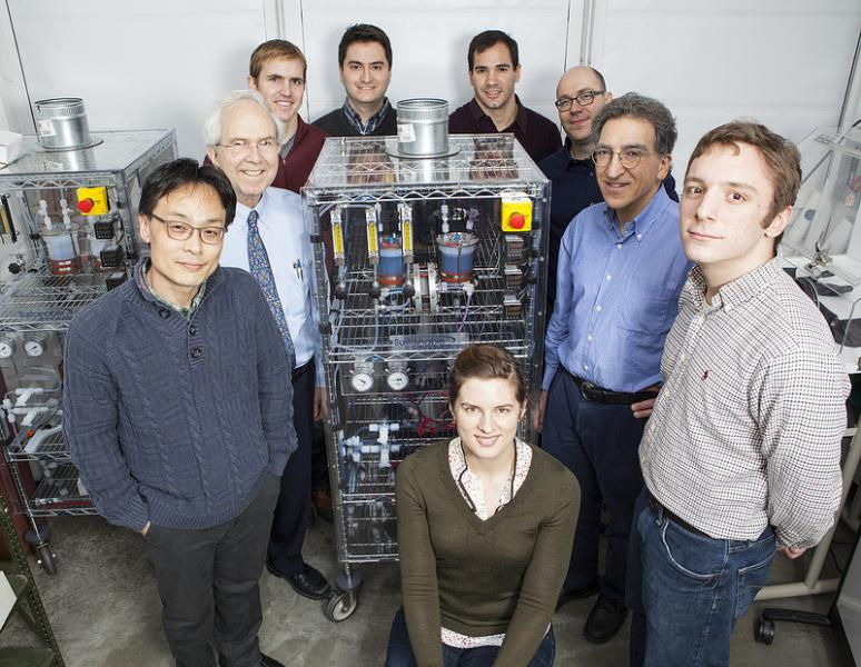 Flow battery research team