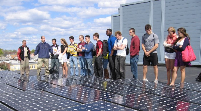 Harvard launches environmental science and engineering