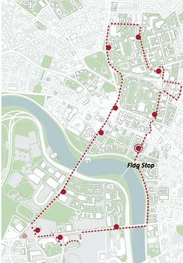 Allston Shuttle Loop