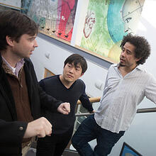 Motor learning researchers at Harvard