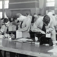 Soldiers in Cruft Laboratory