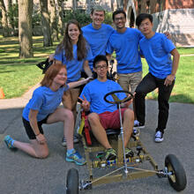 Electric vehicle team