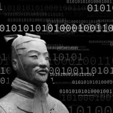 "Computer scientists take lessons from Sun Tzu's ""The Art of War"" and teach machine learning algorithms to know their enemies. (Image courtesy of Harvard SEAS)"
