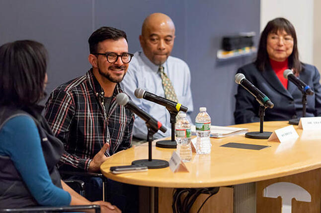 Voices for Diversity in STEM Speaker Series Panel