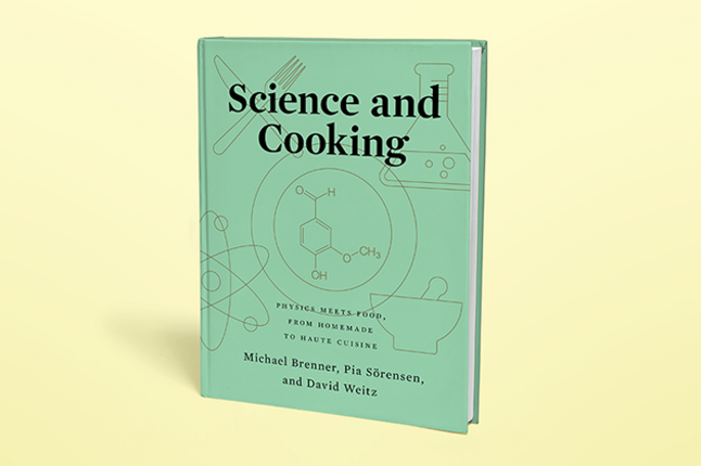 Science and Cooking book cover