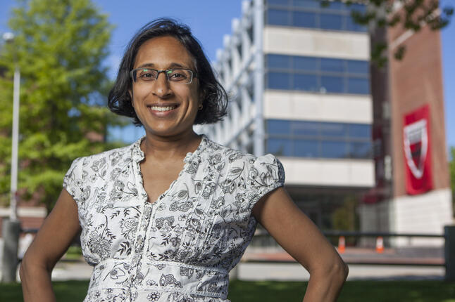image of Finale Doshi-Velez, the John L. Loeb Professor of Engineering and Applied Sciences